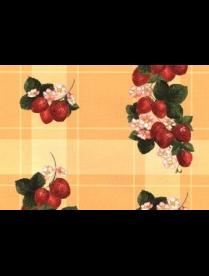 (47684) 447/2 Клеёнка столовая 1,26-1,30*25м (ХП-ткань) Колорит
