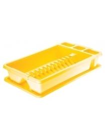 (10870) С12187 Сушилка для посуды прямоугольная (8)