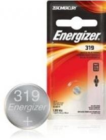 319 LD ENERGIZER Silver Oxide