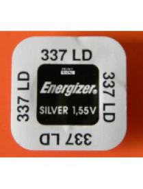 337 LD ENERGIZER Silver Oxide