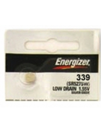 339 LD ENERGIZER Silver Oxide