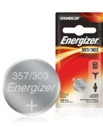 357/303 LD ENERGIZER Silver Oxide