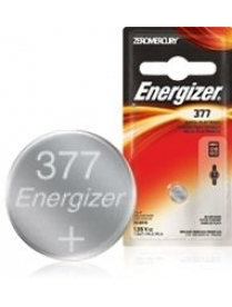 377/376 LD ENERGIZER Silver Oxide