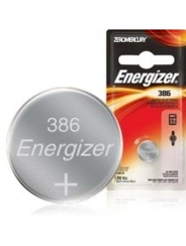 386/301 LD ENERGIZER Silver Oxide