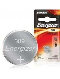 390/389 LD ENERGIZER Silver Oxide