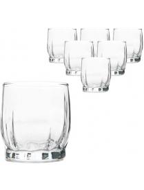 (01756) 42865 БОР Дэнс набор 6 стаканов для воды 270мл