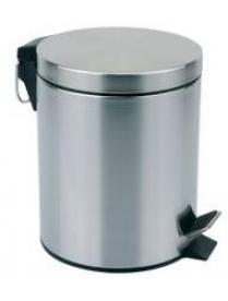 """Ведро 12,0л для мусора круглое DBM-01-12, тм """"Mallony"""", матовое 310431"""