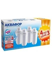 Комплект картриджей Аквафор В-100-5 (4шт.)