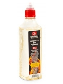 (49252) Жидкость для розжига Grifon жидкий парафин 500мл 600-031