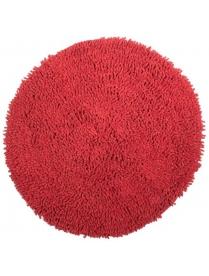 (49492) Коврик IMB-09-R (хлопок) диаметр 60см цвет красный