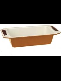 Pomi d'Oro Q2301 Milano форма для запекания 23см глубокая с керам покр