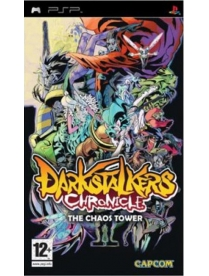 PSP Darkstalkers Chronicle: The Chaos Tower