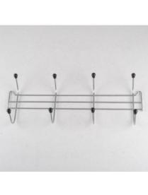 (25128) Вешалка для одежды 4 крючка хром АМ 04С