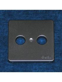 (09463) Накладка Gusi С1А1-004/антенная, серебро