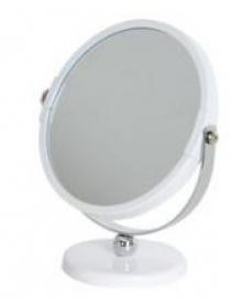 310453 Зеркало косметическое M-3135 одностор (Х5) на ножке (диам - 12,5, хром/стекло)