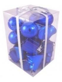(51155) Набор NYS-4520-B цвет синий 24предмета Размер 5см 102581