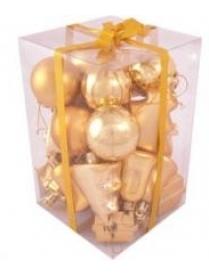 (51156) Набор NYS-4520-G цвет золото 24предмета Размер 5см 102583
