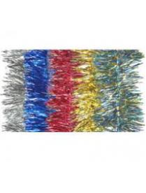 Мишура СН39-2 цвета в ассортименте, 7см*2м