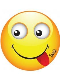 """Ковер для мыши Simple S9 """"Smile"""""""