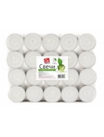 (51437) Свечи чайные Grifon 100шт. в п/э упаковке (6) 800-001