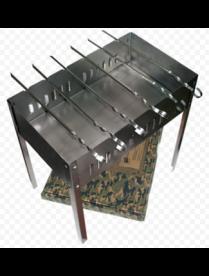 (52583) Мангал 300*250*300 (0,3мм) в коробке МНГ30/К