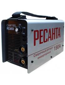 Ресанта САИ-190 Сварочный аппарат инверторный.