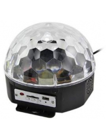 Диско шар MP3 с BLUETOOTH