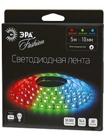 Светодиодная Лента ЭРА LS5050-60LED-IP65-RGB