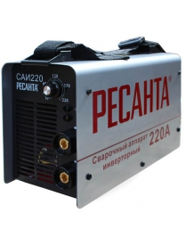 Ресанта САИ-220 Сварочный аппарат инверторный.