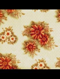 (49869) Клеёнка столовая 1,26-1,30*25м (ХП-ткань) 407/10 Колорит