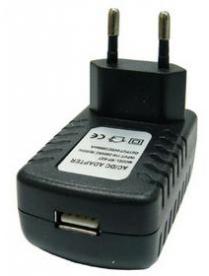 Адаптер питания с USB Орбита BS-2006 (2500mA,5V)/250