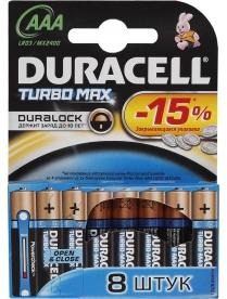 286 DURACELL Basic LR03 3+1