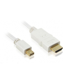 GC-MDP2DHD Переходник Apple Mini Displayport Mini DP[штекер] в DP [гнездо]/HDMI [гнездо]/DVI [гнездо