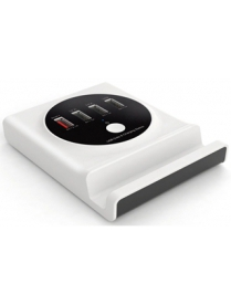 GC-UDCS01 Зарядка USB OTG станция - концентратор/хаб OTG USB 2.0 + подставка