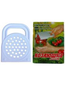 Приспособление для слива пластмассовое в коробке (Россия)