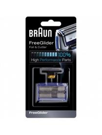 Braun Сетка и режущий блок Freeglider (6600)