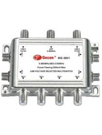 Мультисвитч радиальный Gesen MS-3801