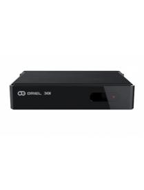 ТВ-тюнер DVB-T2 Oriel-301 Цифровая Тв приставка DVB-T2