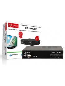 D-Color DC1302HD Цифровой ТВ-тюнер DVB-T2