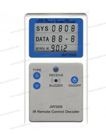 Тестер ИК с определением м/сх и кода Qunda QD-JMY2005