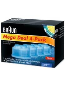 Braun Картридж для бритв ССR4 с чистящей жидкостью