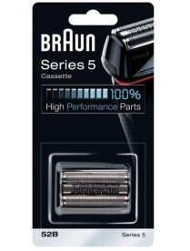 Braun 52B Бритвенная кассета 5 серии silver,к моделям бритв 5020,5090
