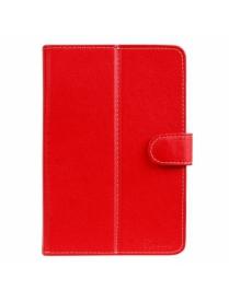 """Чехол обложка для планшета 7"""", красный"""