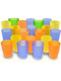 (58923) С15003 Набор (3шт.) стаканов для сока 0,4л