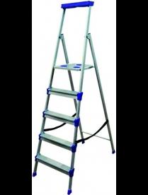 (53378) Стремянка широкие 5 ступеней (металл) СМ5