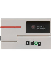 Dialog WC-51 BLACK-RED - 1.3M
