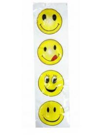 Стикер LD-27 LED наклейка смайл/5/1000