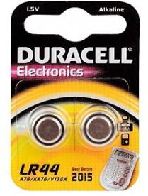 A76 DURACELL LR44
