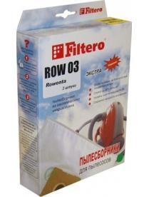 Пылесборник Filtero ROW 03 ЭКСТРА