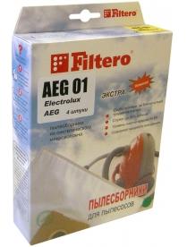 Пылесборник Filtero AEG 01 ЭКСТРА